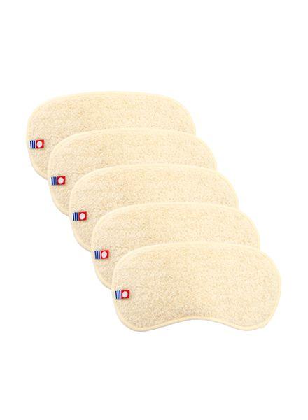 今治護額毛巾 米白 5件套裝