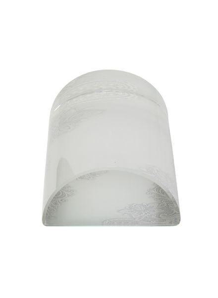 水晶U型植睫台 寬弧形 蕾絲