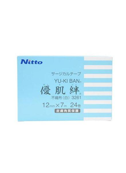 優肌絆 不織布(白) 1盒 (24巻) 醫用膠布