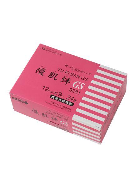 優肌絆 GS 1盒 (24巻) 醫用膠布